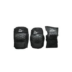 Voit PR122 Koruyucu Set Siyah Medium - Thumbnail