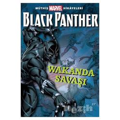 Wakanda Savaşı - Black Panther - Thumbnail