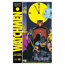 Watchmen (Ciltli) - Thumbnail