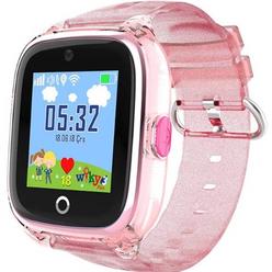 Wiky Watch 3 Plus DOkunmatik Akıllı Çocuk Saati Pembe - Thumbnail