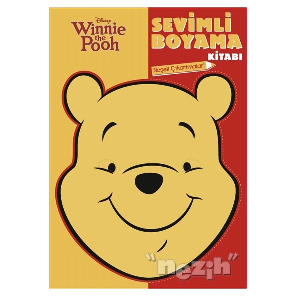 Winnie The Pooh Sevimli Boyama Kitabi Nezih