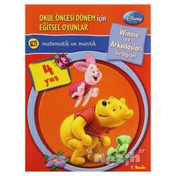 Winnie ve Arkadaşları İle Öğren - Okul Öncesi Dönem İçin Eğitsel Oyunlar - Thumbnail
