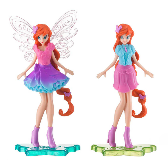 Winx Club Magic Girls 3D
