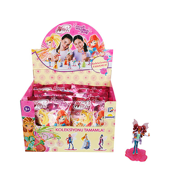 Winx Club Regal Fairy Mini Figür 7 cm S00000937