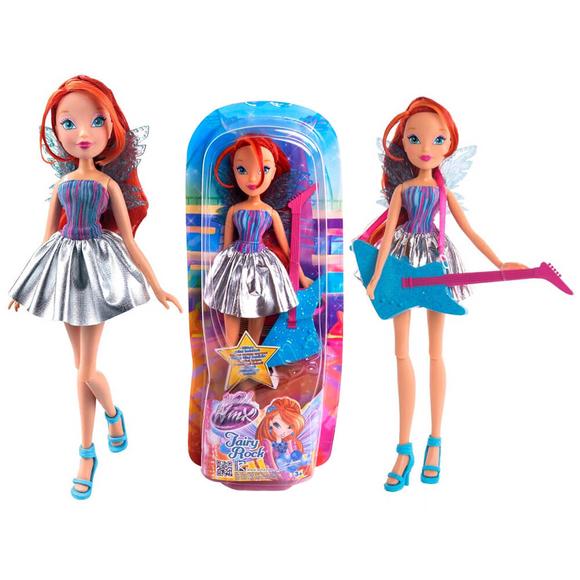 Winx Fairy Rock WXD1591800