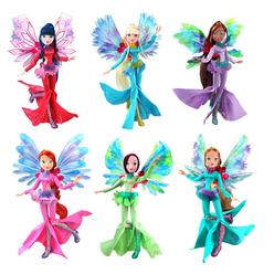 Winx Onyrix Fairy Doll WXD1611800 - Thumbnail