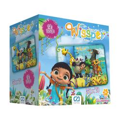 Wissper Yer 24 Parça Puzzle 5066 - Thumbnail
