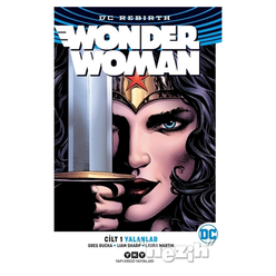 Wonder Woman Cilt 1 : Yalanlar (Rebirth) - Thumbnail