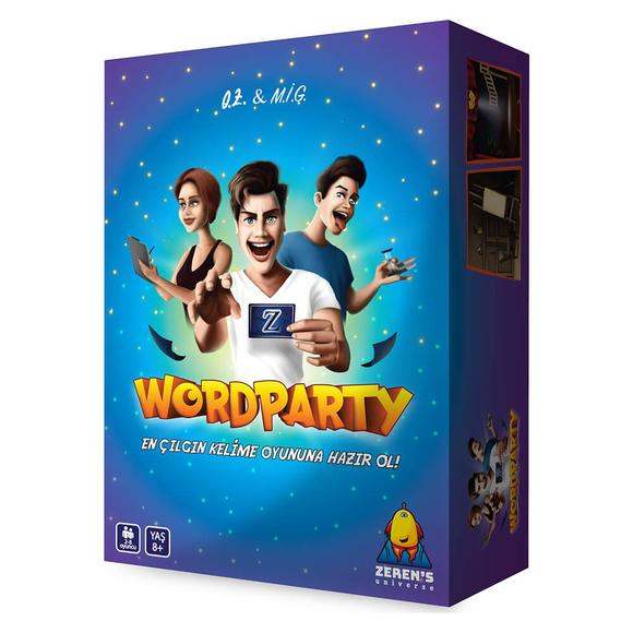 Word Party 15467