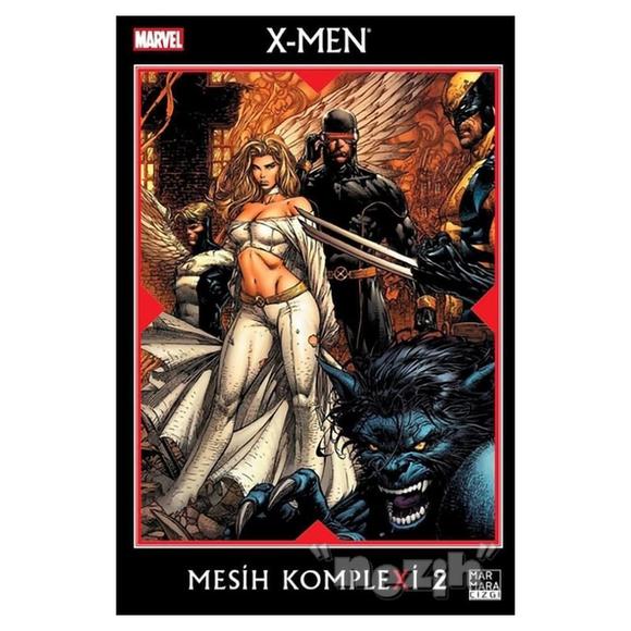 X-Men Mesih Komplexi 2