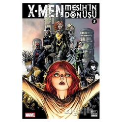 X - Men Mesih'in Dönüşü Cilt 2 - Thumbnail