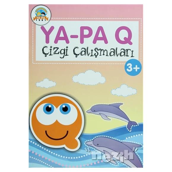Ya-Pa Q Çizgi Çalışmaları (3+)