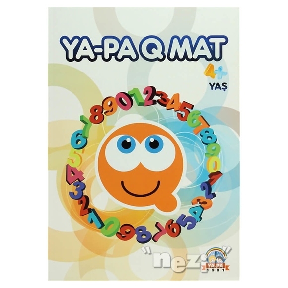 Ya-Pa Q Mat (4-5 Yaş)