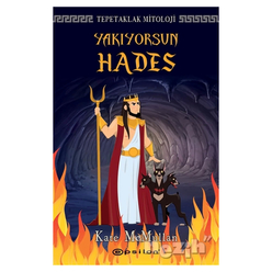 Yakıyorsun Hades - Tepetaklak Mitoloji - Thumbnail
