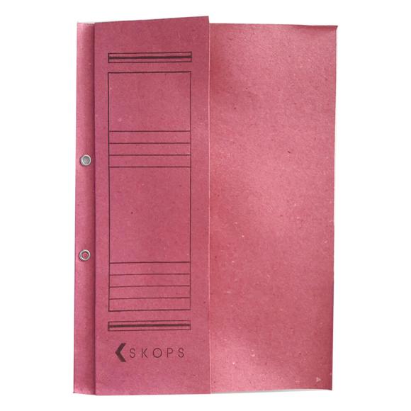 Yarım Kapak Karton Kapsüllü Dosya