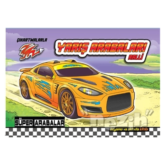 Yarış Arabaları Ralli - Süper Arabalar