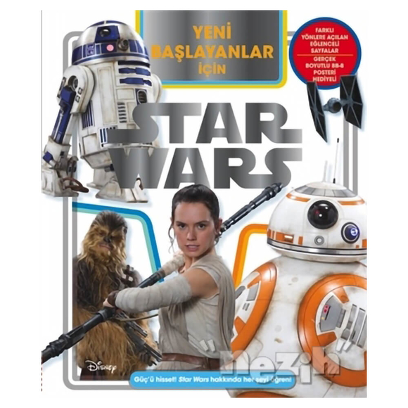 Yeni Başlayanlar İçin Star Wars