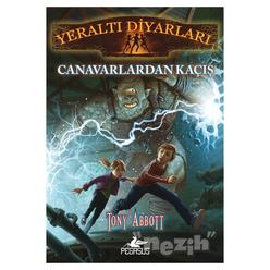 Yeraltı Diyarları 2 - Canavarlardan Kaçış - Thumbnail