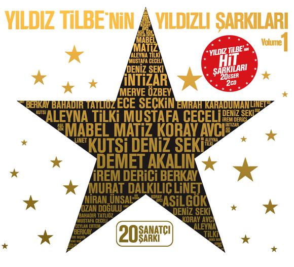 Yıldızın Şarkıları Volume 1 - Yıldız Tilbe - CD