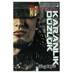 Yürüyen Kentler 4. Kitap - Karanlık Düzlük - Thumbnail