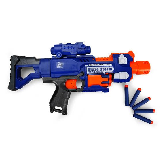 Zapp Toys Silah Sünger Atan Barrıcade