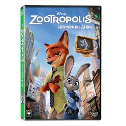 Zootropolis - DVD - Thumbnail