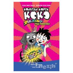 Zultanit Taşı Macerası - Konuşan Köpek Koko - Thumbnail